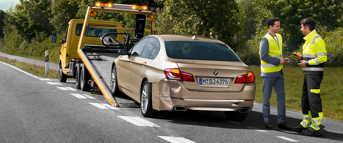 BMW Certified Collision Repair Center