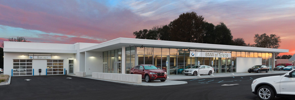 BMW of Toledo Dealership image