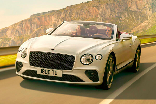 2020 Bentley Continental GT Convertible for Sale near Me