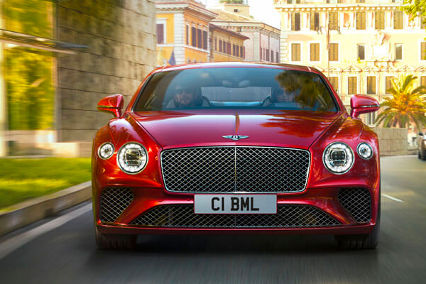2020 Bentley Continental GT V8 Lease in Miami