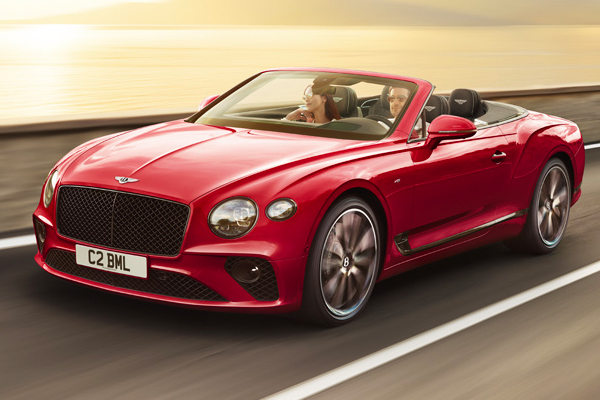 2020 Bentley Continental GT V8 Convertible for Sale
