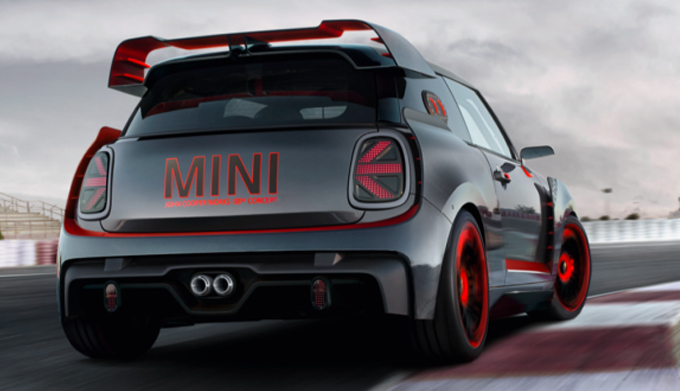 THE MINI COOPER GP