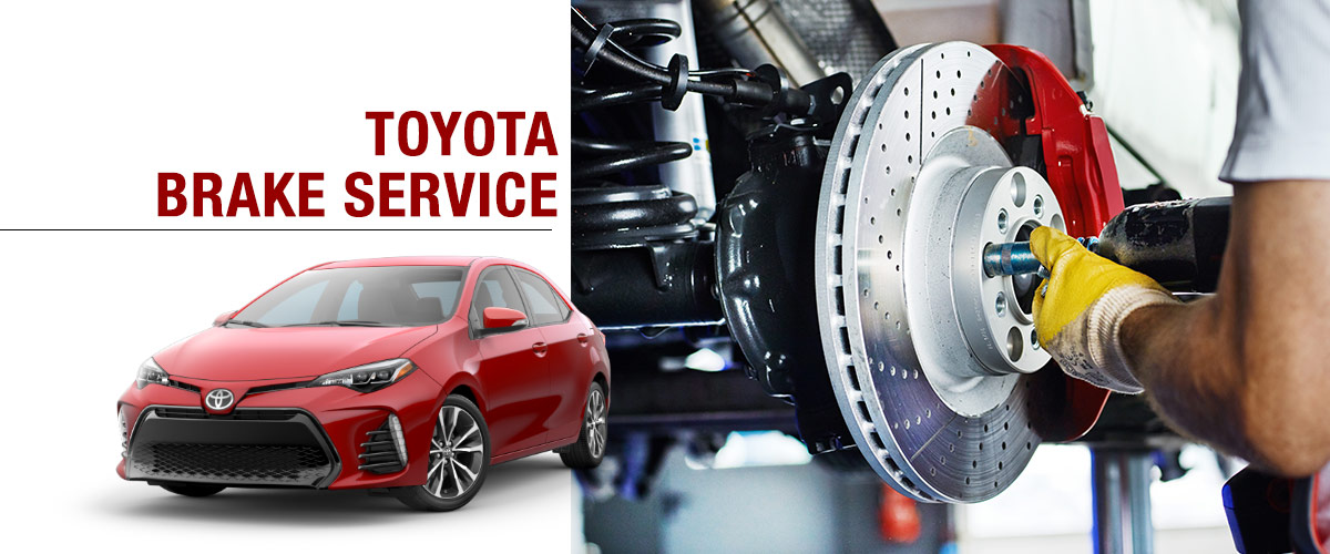 Image result for toyota brake service