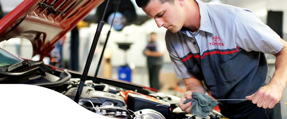 Visit Bredemann Toyota For Your Next Oil Change