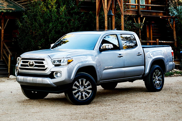 Finance a 2020 Toyota Tacoma Truck in Park Ridge, IL