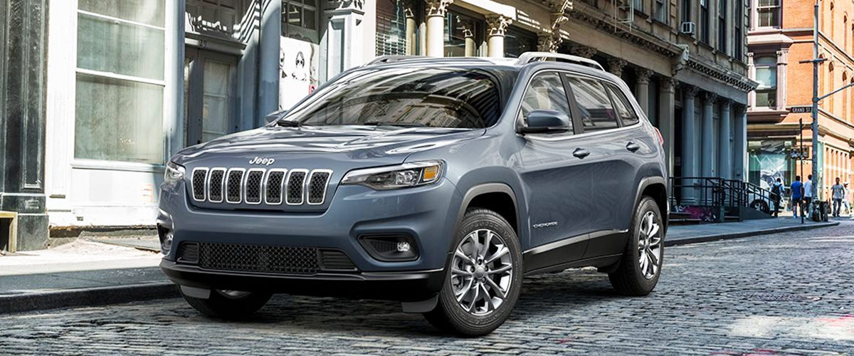 Buy A New 2019 Jeep Cherokee Suv Jeep Dealer Near Boston Ma