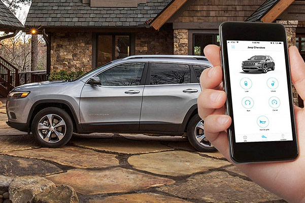 Discover the 2019 Jeep Cherokee