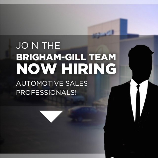 Employment Opportunities at Brigham-Gill