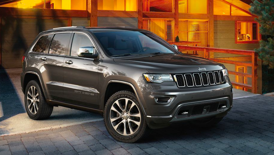 Buy a New 2017 Jeep Grand Cherokee | Jeep Sales in Natick, MA