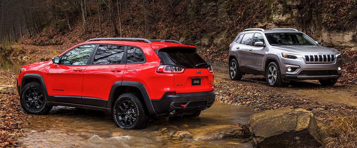 Marvelous 2019 Jeep Cherokee Header