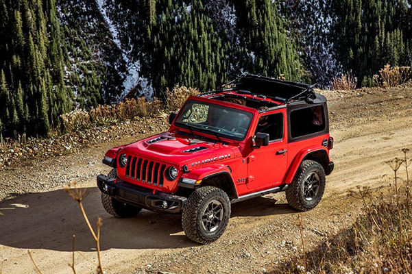 2018 Jeep Wrangler Section2
