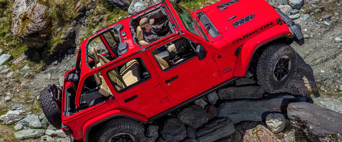 2018 Jeep Wrangler Section3