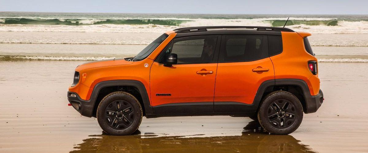 2018 Jeep Renegade Header