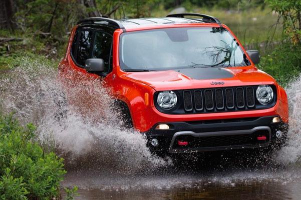 2018 Jeep Renegade Engine Specs & Performance