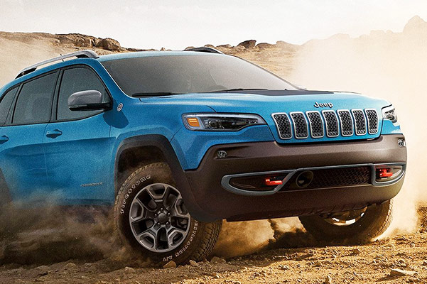 2019 Jeep Cherokee Specs and Capabilities