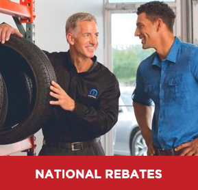 National Rebates