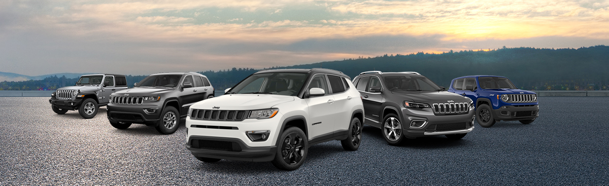 WHICH JEEP IS RIGHT FOR ME?