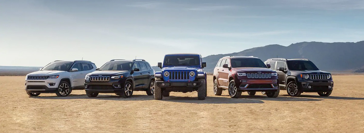 What Jeep Should I Buy?
