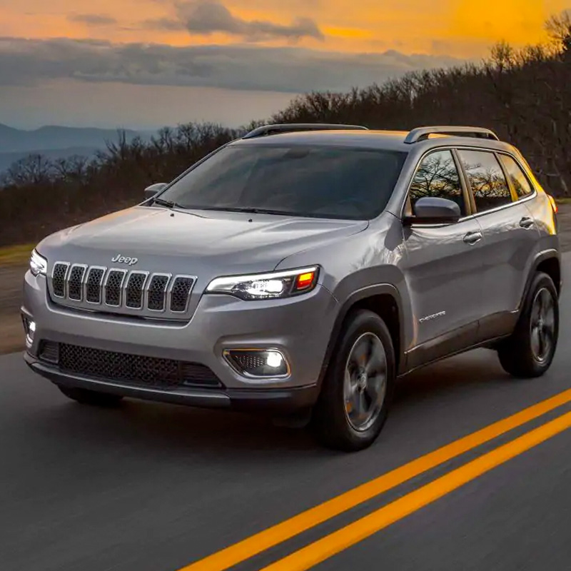 2019 Jeep Cherokee vs. 2019 Jeep Grand Cherokee