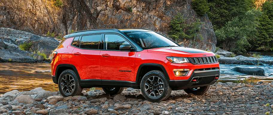 Buy the 2018 Jeep Compass | Jeep Dealership in Haverhill, MA
