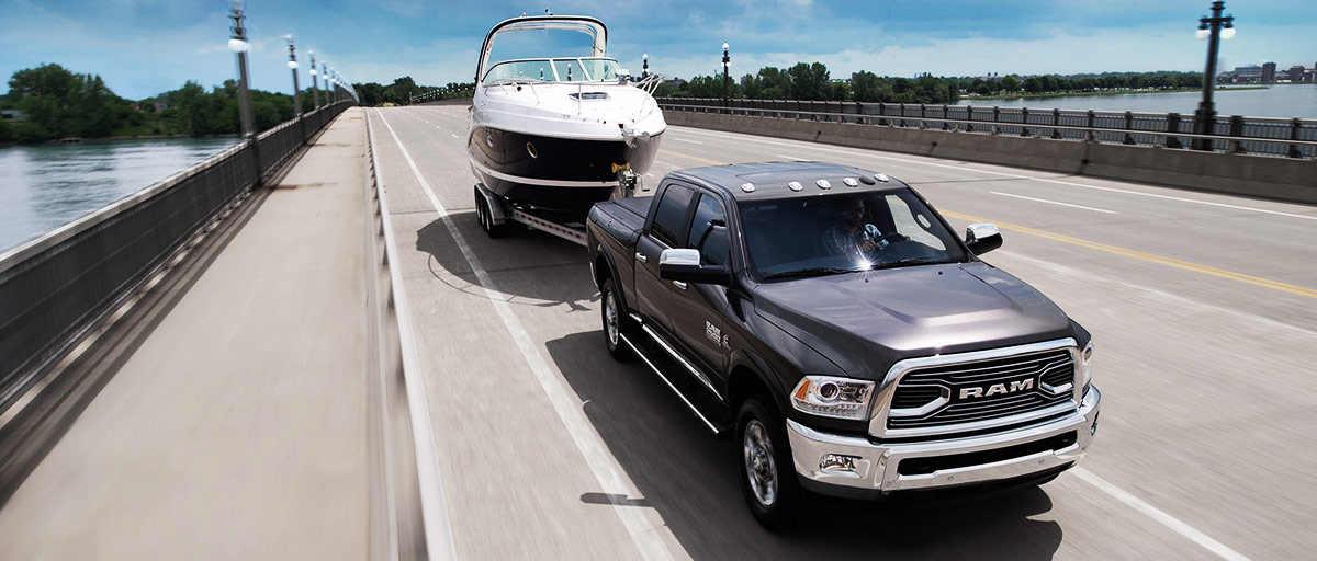 2018 Ram 2500 Engine Specs & Performance: