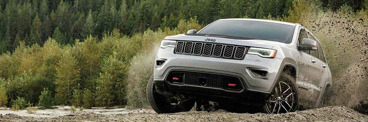 New 2019 Jeep Grand Cherokee SUV | Jeep Dealer near Methuen, MA