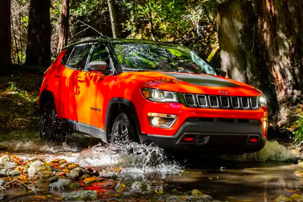 2019 Jeep Compass Engine Specs & Performance
