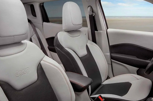 2019 Jeep Compass Interior & Technology