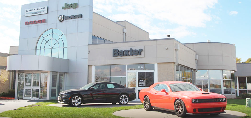 Baxter Chrysler Dodge Jeep Ram Papillion