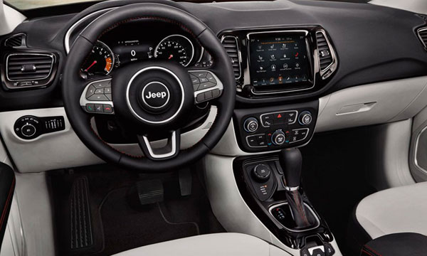 2018 Jeep Compass - Interior
