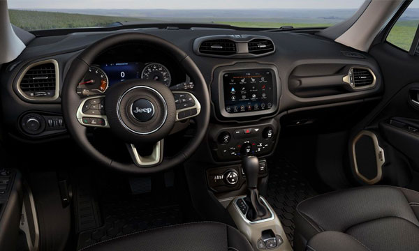 2018 Jeep Renegade - Interior