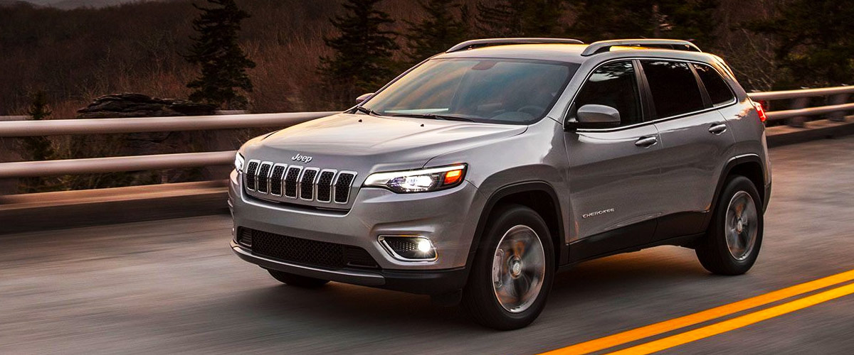2019 Jeep Cherokee Header