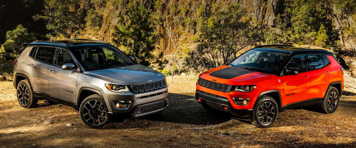 2018 Jeep Compass  header