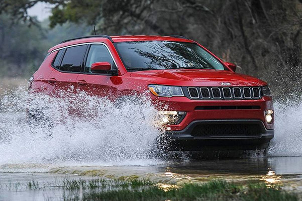 2018 Jeep Compass Engine Specs & Performance