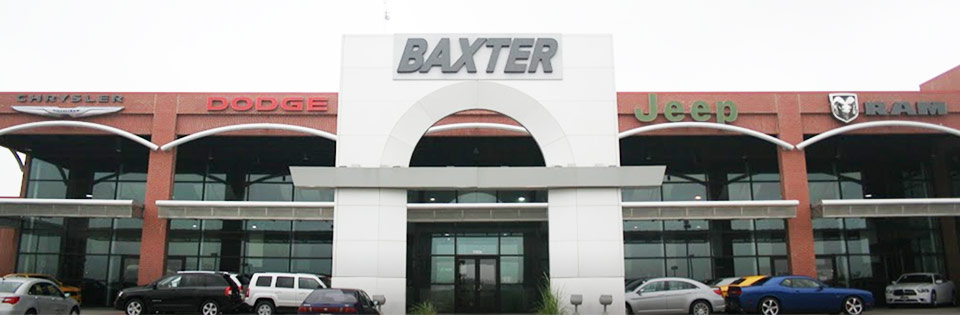 Baxter CDJR West Dodge