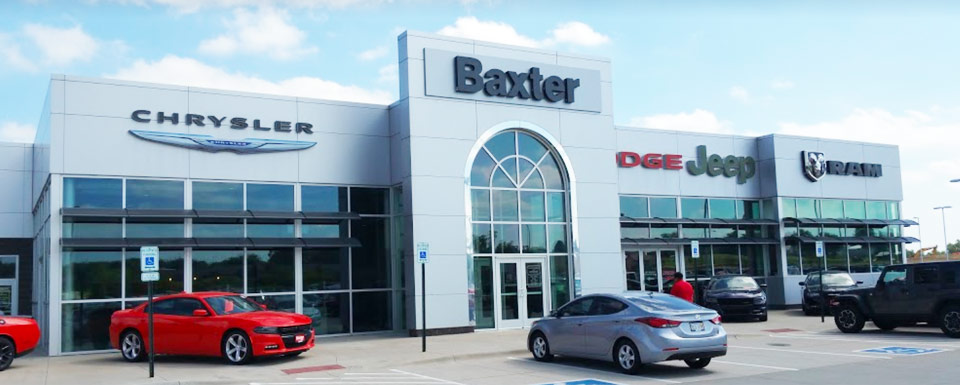 Baxter CDJR of Bellevue dealership