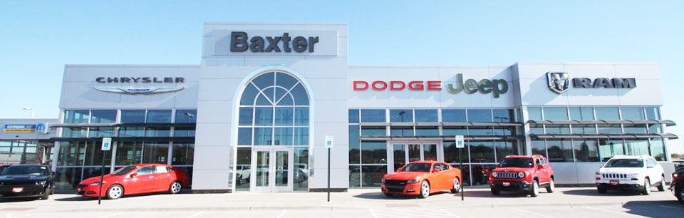 Baxter Chrysler Dodge Jeep Ram Bellevue
