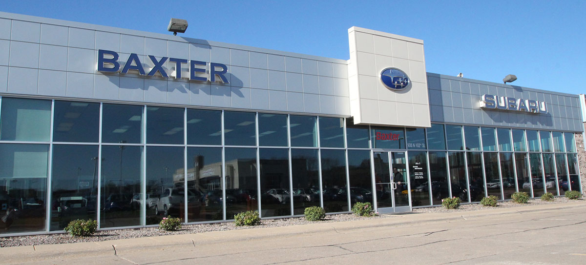 why buy from baxter subaru new subaru dealership in omaha ne. Black Bedroom Furniture Sets. Home Design Ideas