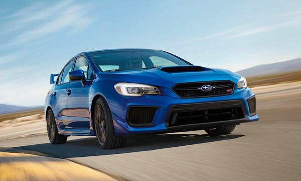 2019 Subaru WRX for Sale near Me