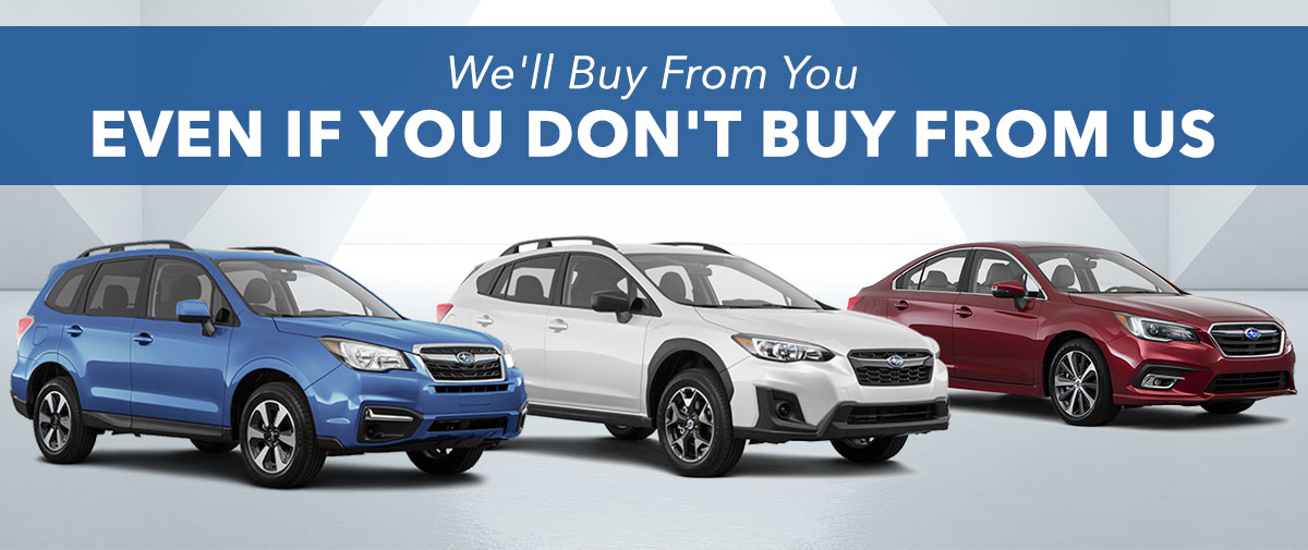 Baxter Subaru | We Buy Used Cars | Sell Your Car in Omaha, NE