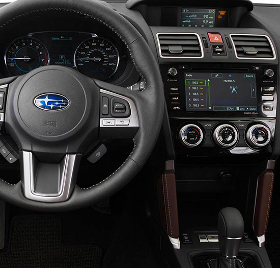 interior dashboard - Heated Steering Wheel