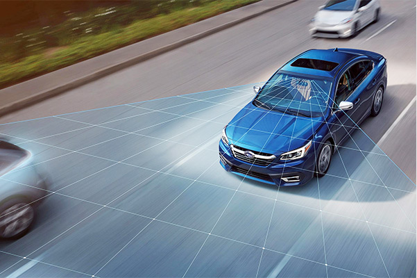 2020 Subaru Safety Features