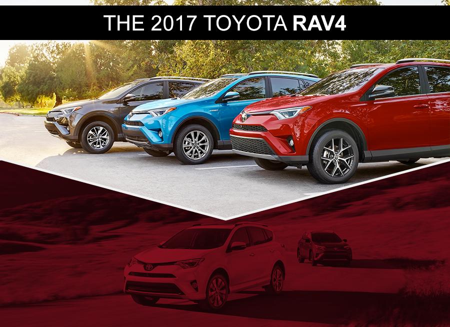 The 2017 Toyota RAV4