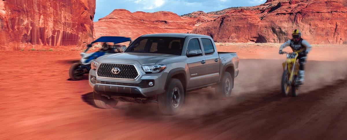 New 2018 Toyota Tacoma | Toyota Truck Sales near Amarillo, TX
