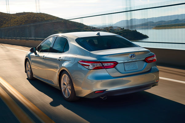 2019 Toyota Camry Specs, MPG & Safety