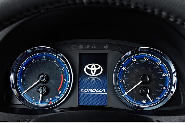 2018 Toyota Corolla Performance