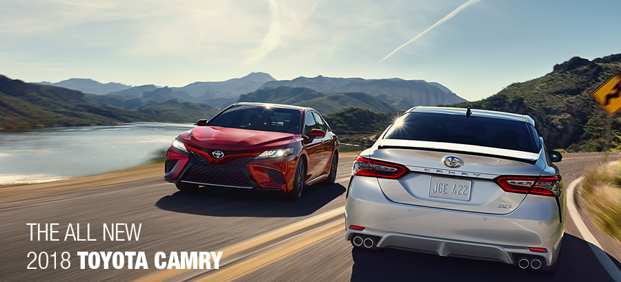 Lease The New 2018 Toyota Camry Toyota Sales Near Meriden Ct