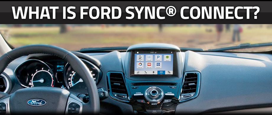 what is ford sync connect ford dealership near portage in. Black Bedroom Furniture Sets. Home Design Ideas