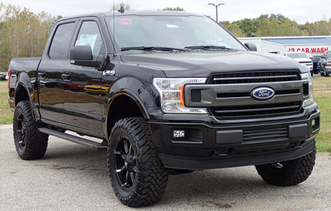 If You Want Reliability And Capability Look No Further Than The New Ford F  This Pickup Has Been The Truck Of Choice For Jobsite Heroes And Daily