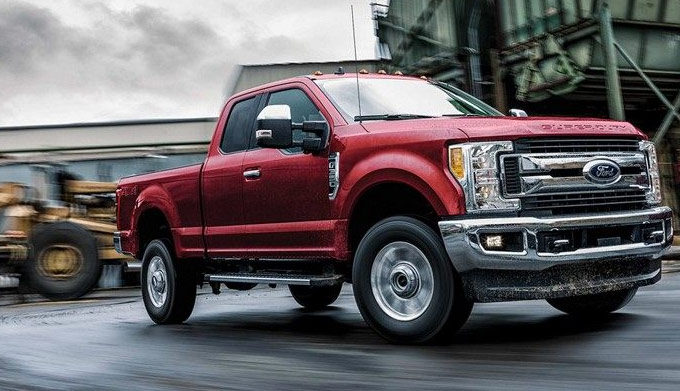 2019 Ford F-Series